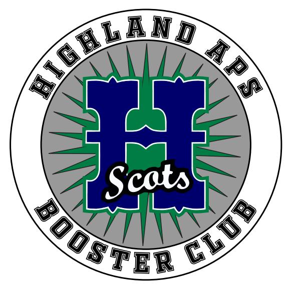 Highland APS Booster Club Logo