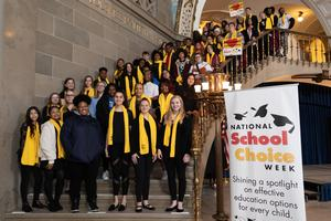 National School Choice Week event