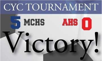 MCHS beats AHS in soccer