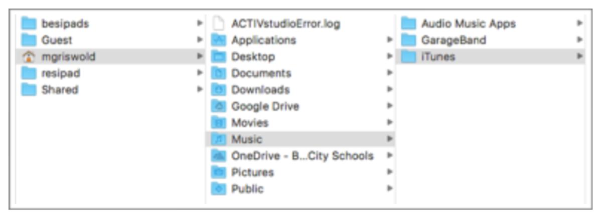 Teacher Laptop Backup – Instructional Technology – Bartlett City Schools