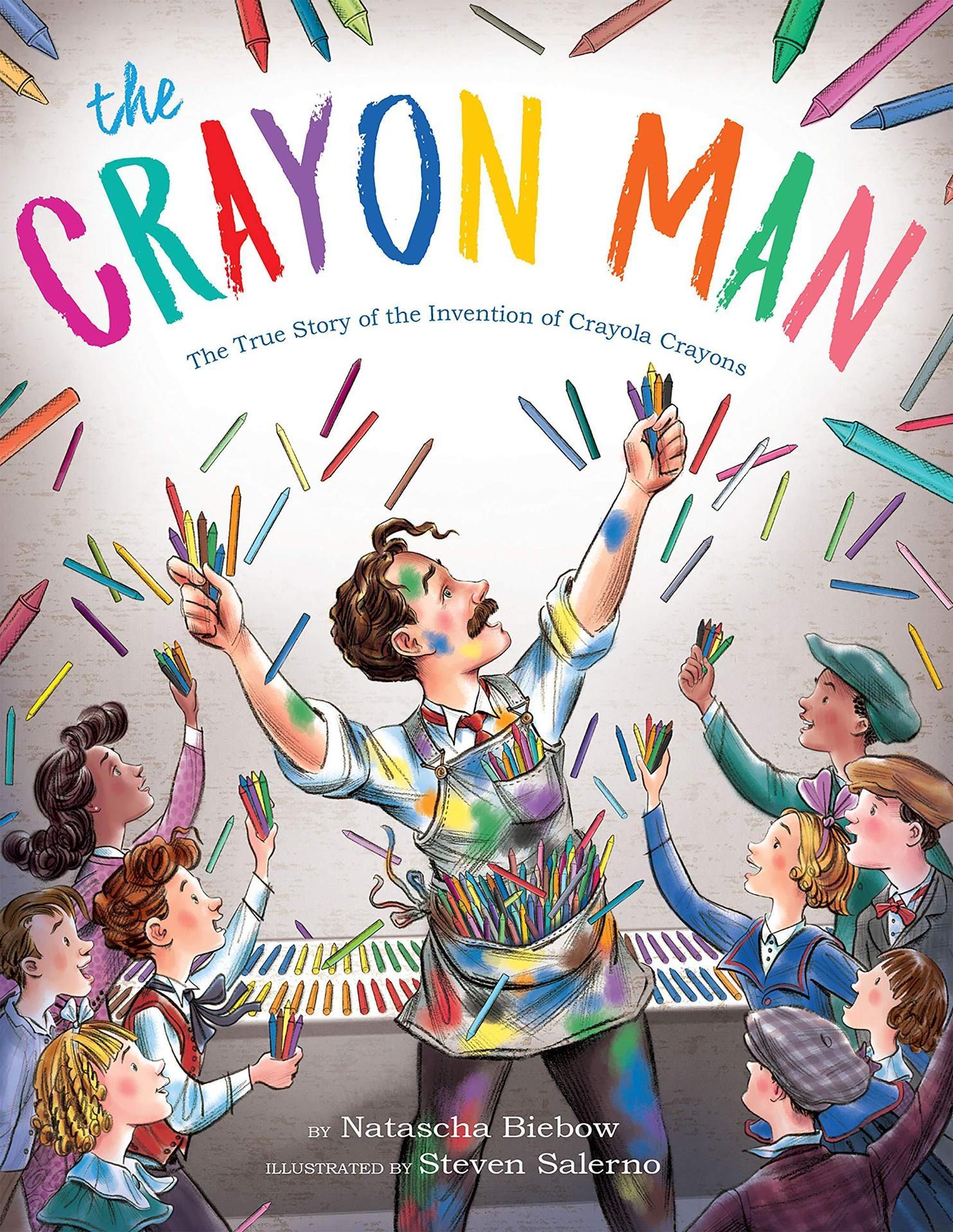 Crayon Man