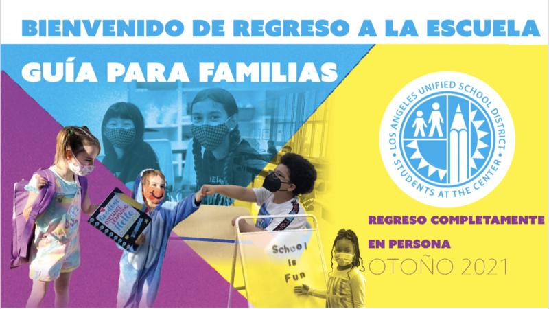 Presentación de Guia Para Familias Featured Photo
