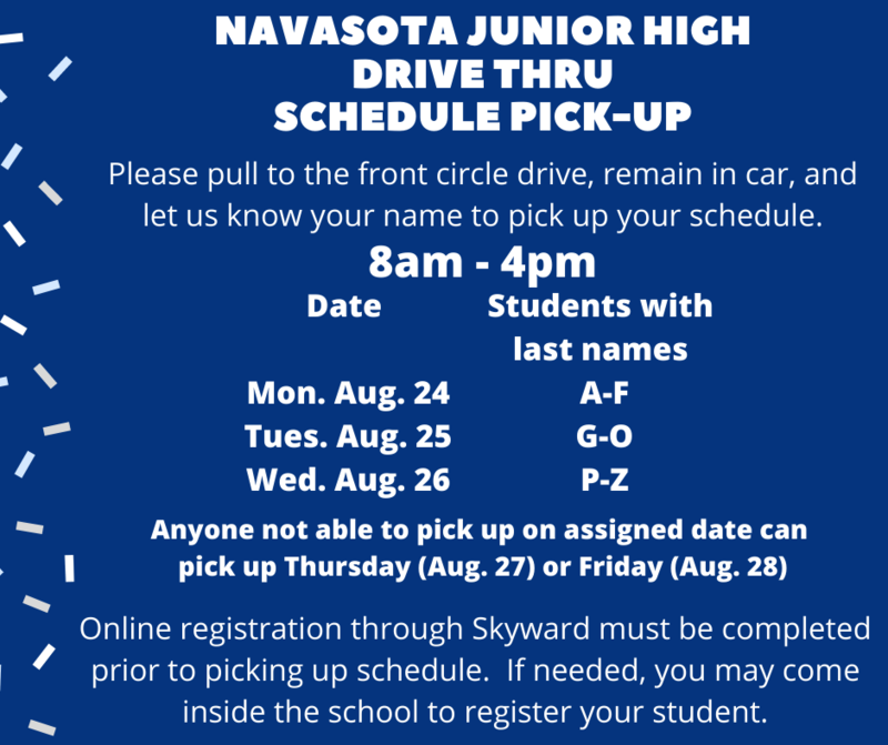 NJH Schedule Pickup 2020-2021 Featured Photo