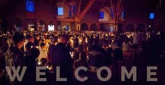 Discover | Join | Meet | Pray | Serve Featured Photo