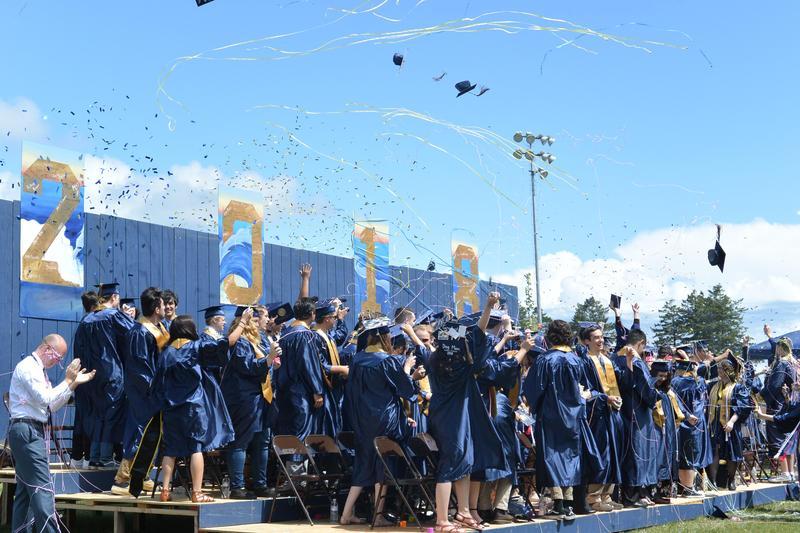 2018 BHHS graduation event