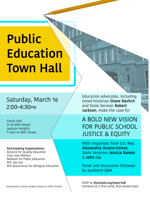 Public Education Town Hall Featured Photo