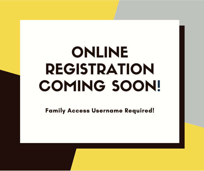Snyder ISD will SOON be conducting online registration for all returning 2019-2020 students. Featured Photo