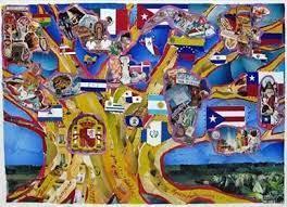 Hispanic Heritage Tree