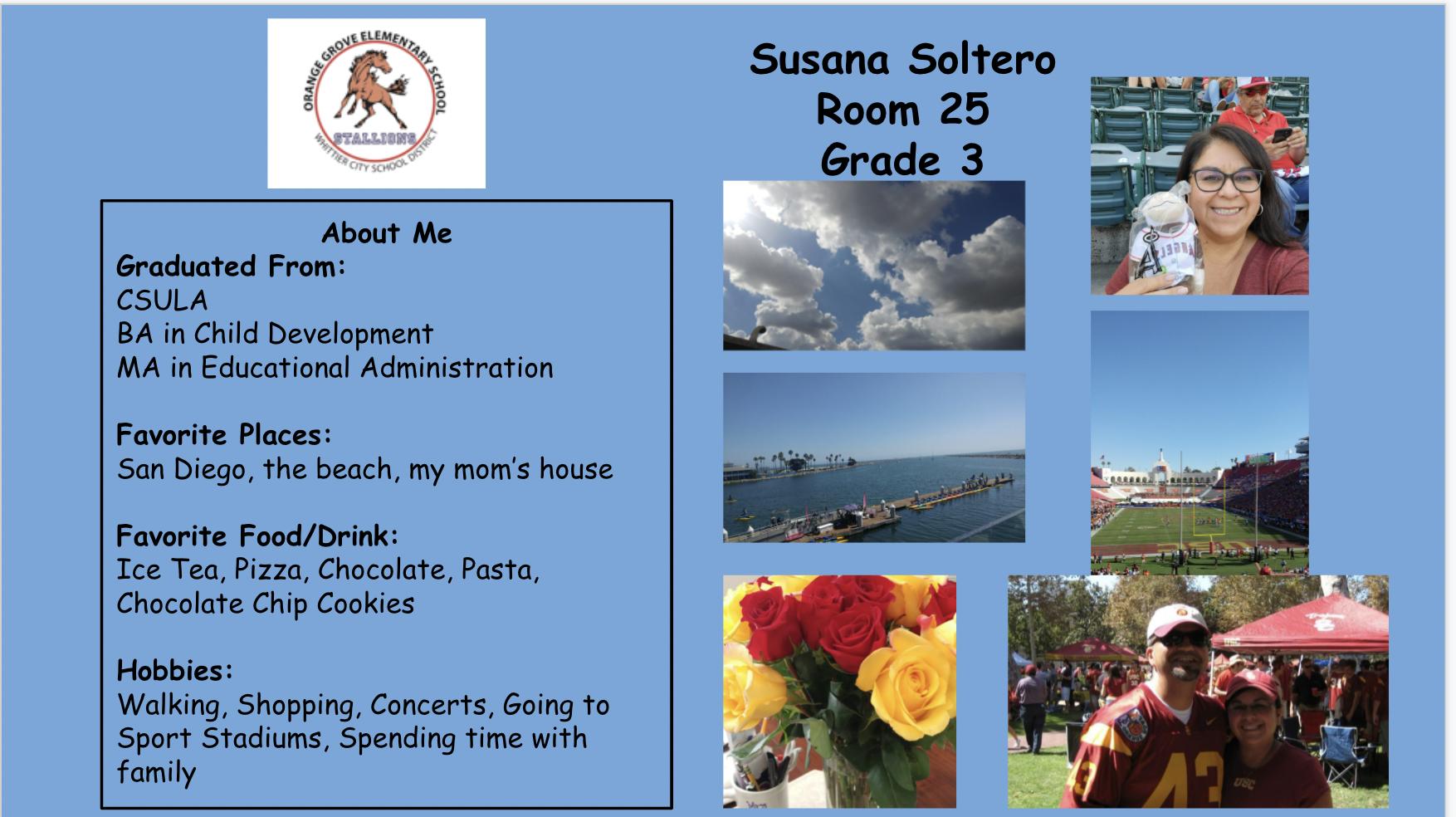 Soltero Staff Flyer
