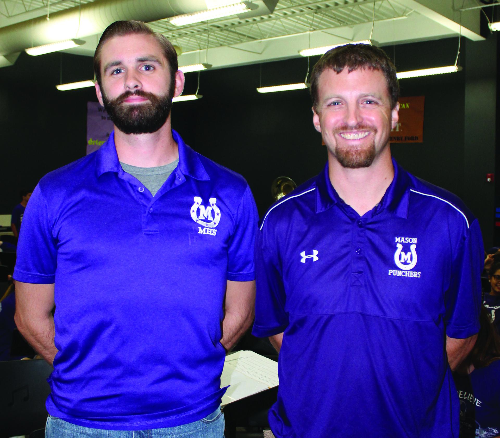 Mr. McPherson and Mr. Halamicek