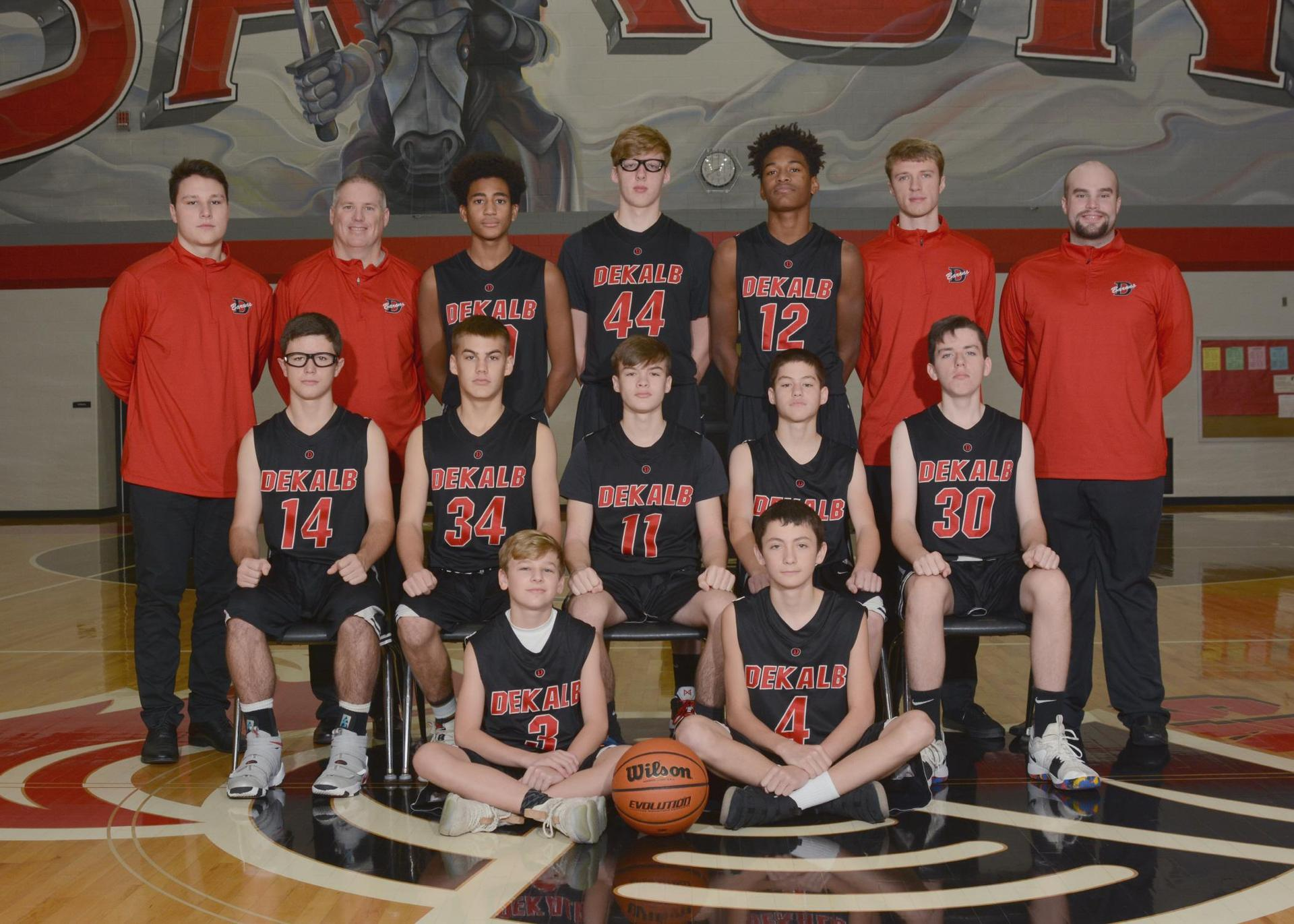 2018-2019 9th Boys Basketball