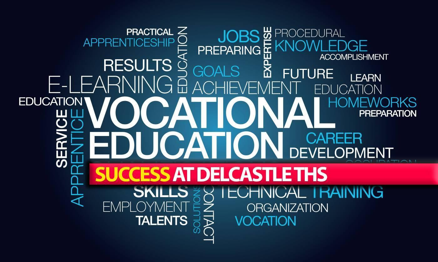 Vocational Education Graphic