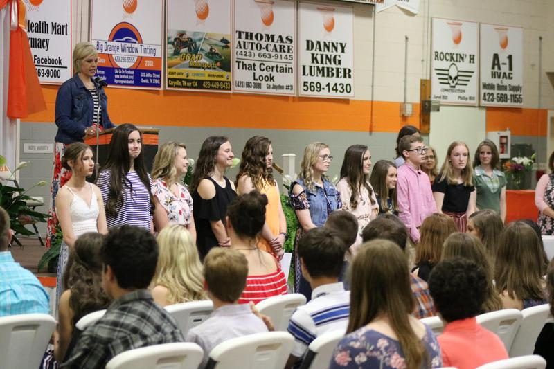 8th Grade Graduation Featured Photo