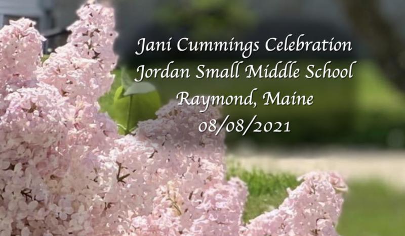 Jani Cummings Celebration