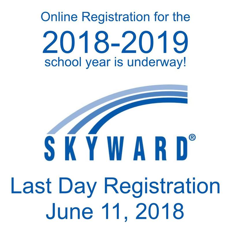skyward register