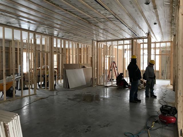 interior framework