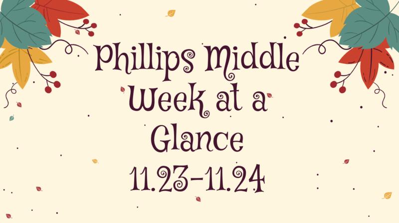 Bulldog Week at a Glance 11/23 - 11/24 Featured Photo
