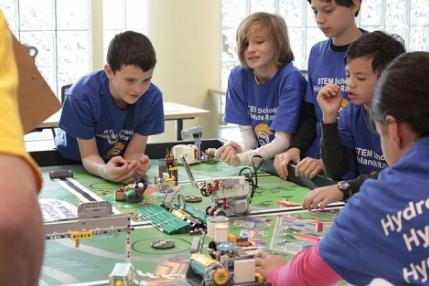 First Lego League Robotics (FLL) Competition
