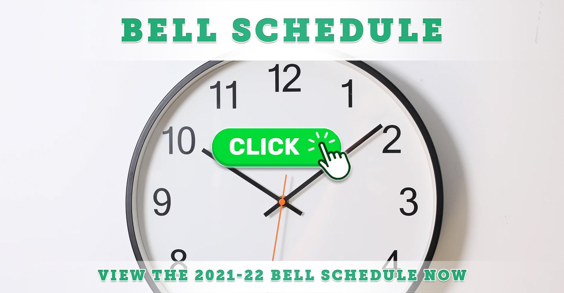 Mabel Paine's 2021-22 Bell Schedule Now Available