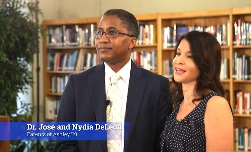 Dr. Jose and Nydia DeLeon