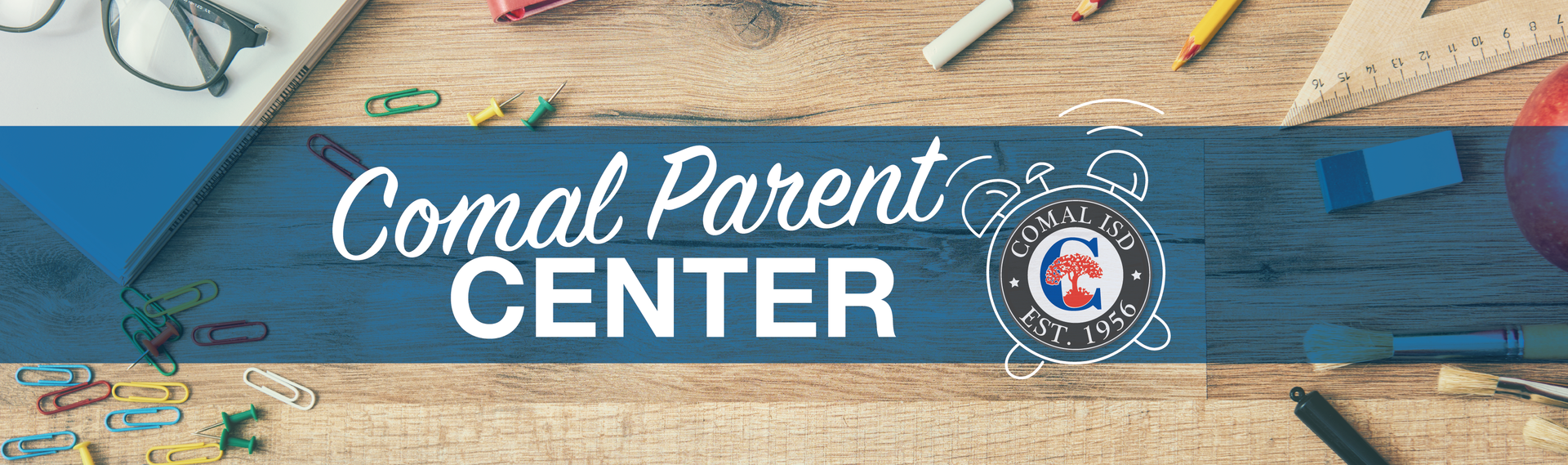 Comal Parent Center Banner