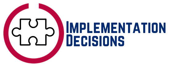 Implementation Decisions Icon