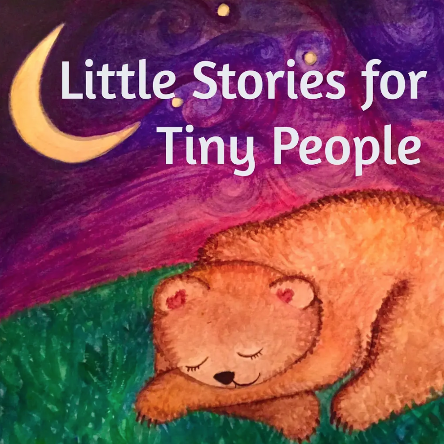 Logo: Little Stories for Tiny People