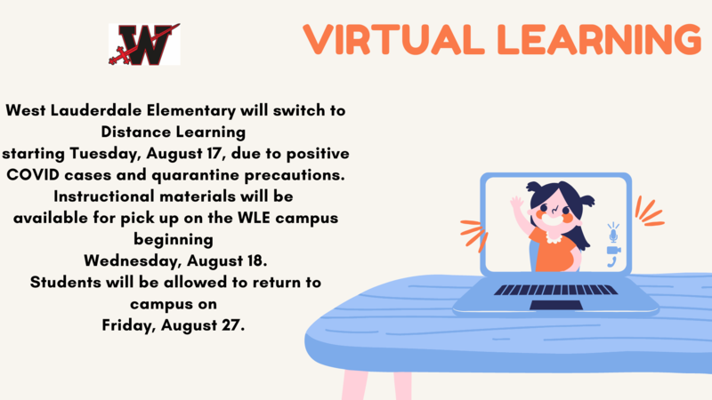 Virtrual Learning Graphic