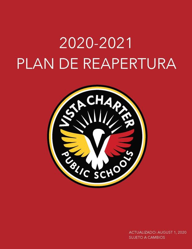 VCPS PLAN DE REAPERTURA Featured Photo
