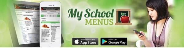 Menu App Header