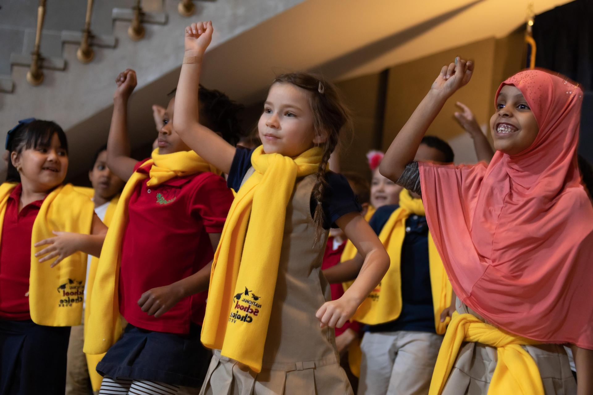National School Choice Week Rally Picture