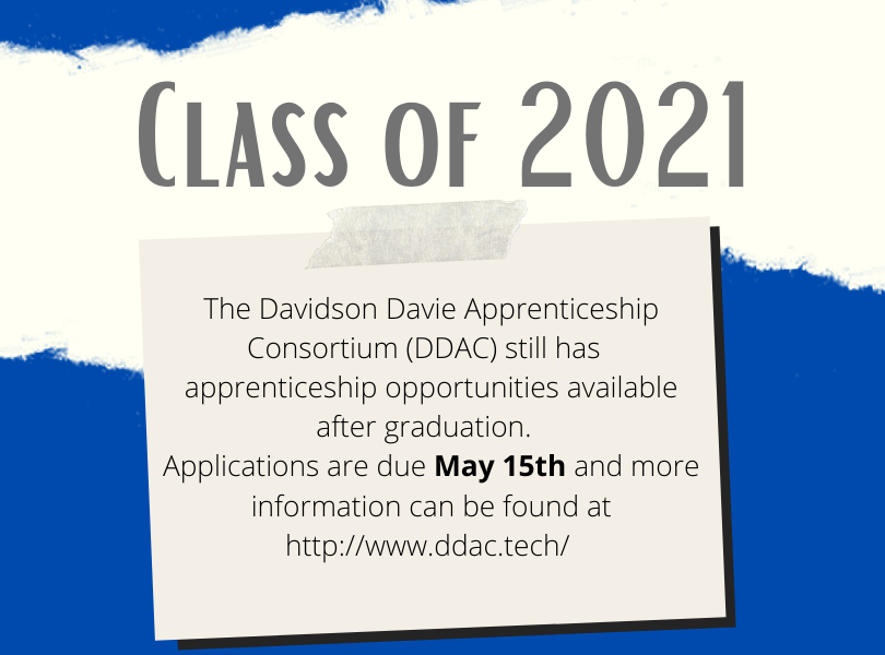 DDCC Apprenticeship Opportunity