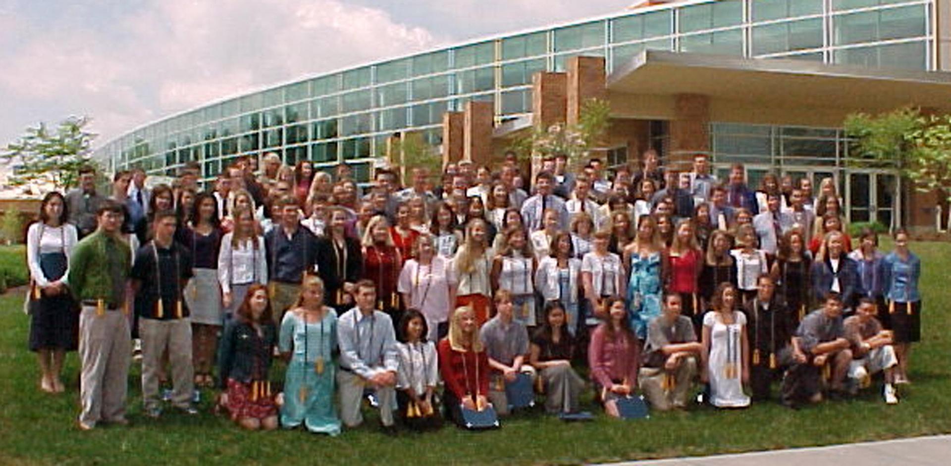 2002 Community Scholars