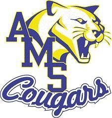 AMS Cougar logo
