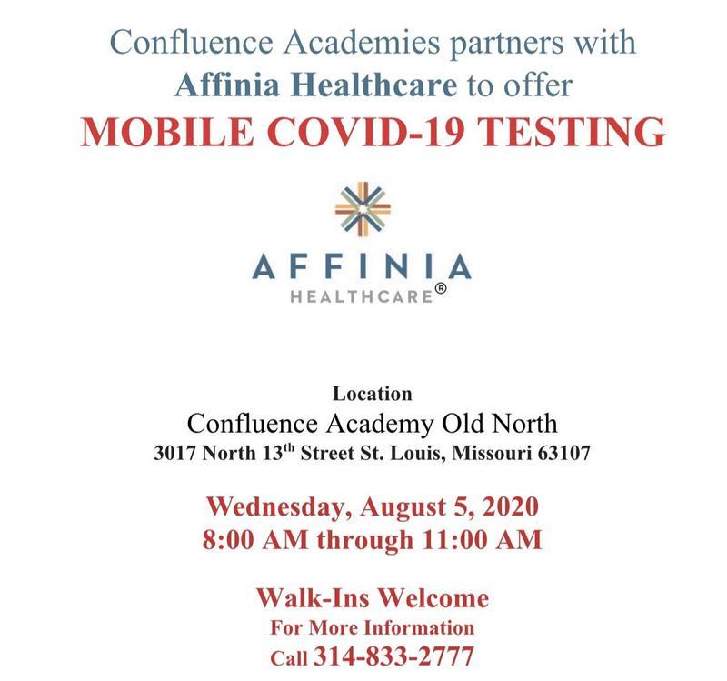 COVID 19 testing