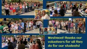 WES Volunteer Celebration