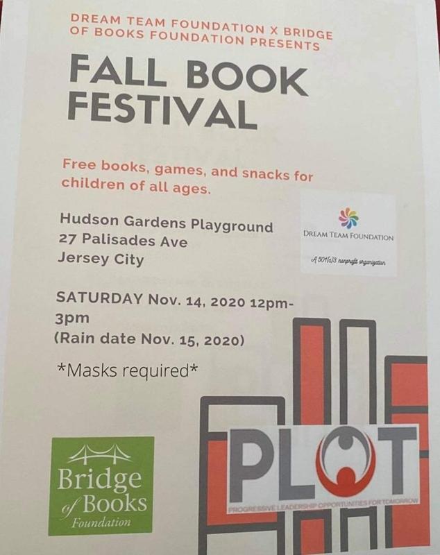 Fall Book Festival