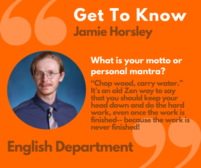 Jamie Horsley