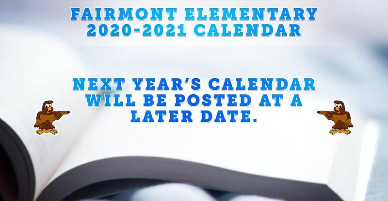 The 2020-2021 Calendar Is Coming Soon