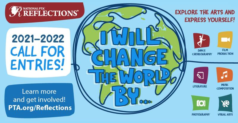 PTA Reflections 2021-2022: I Will Change the World By...