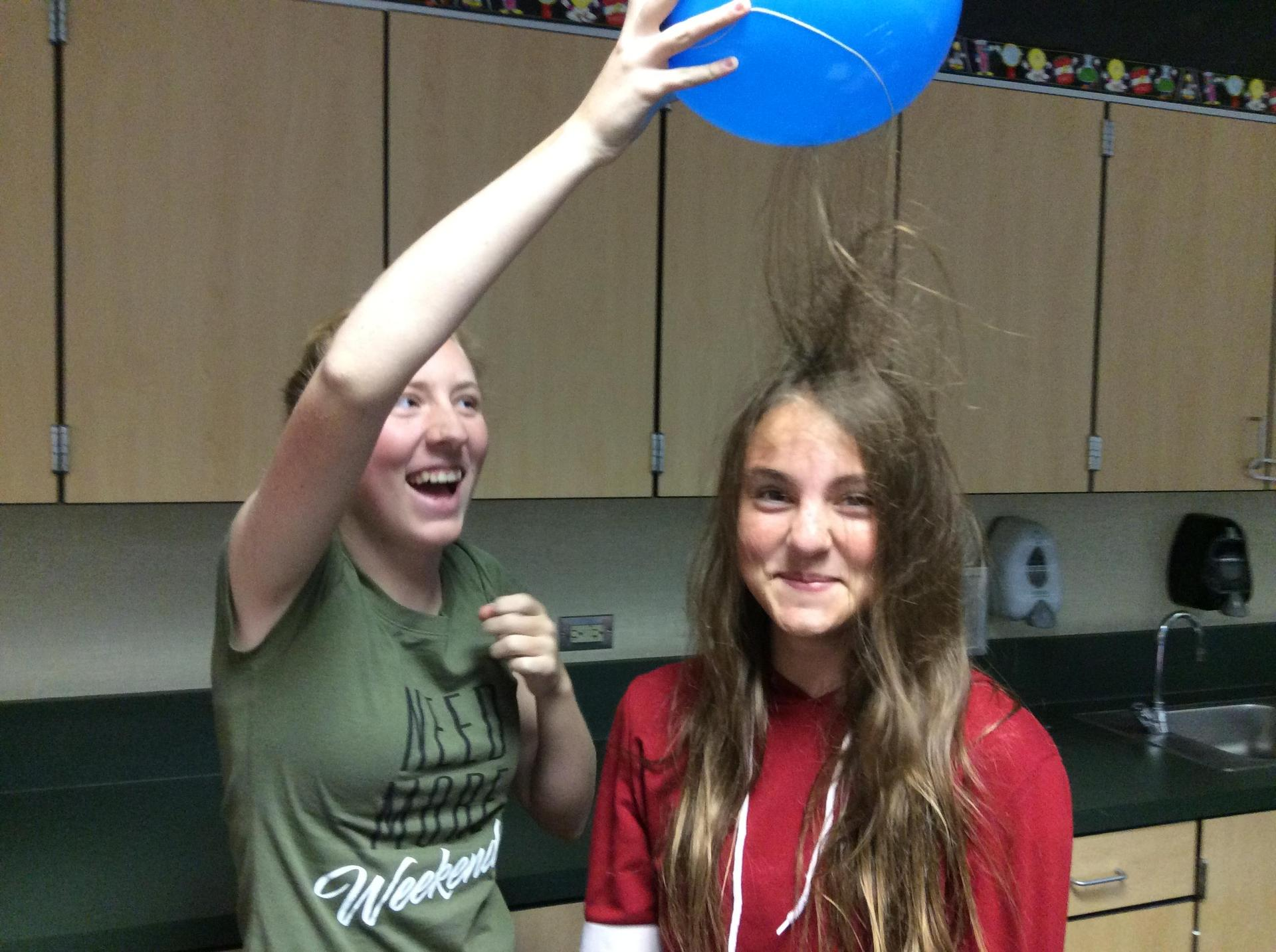 Static Electricity!
