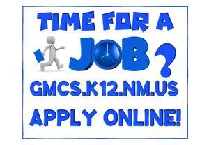 GMCS is hiring