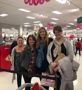 HBAS Twilight team at Target's