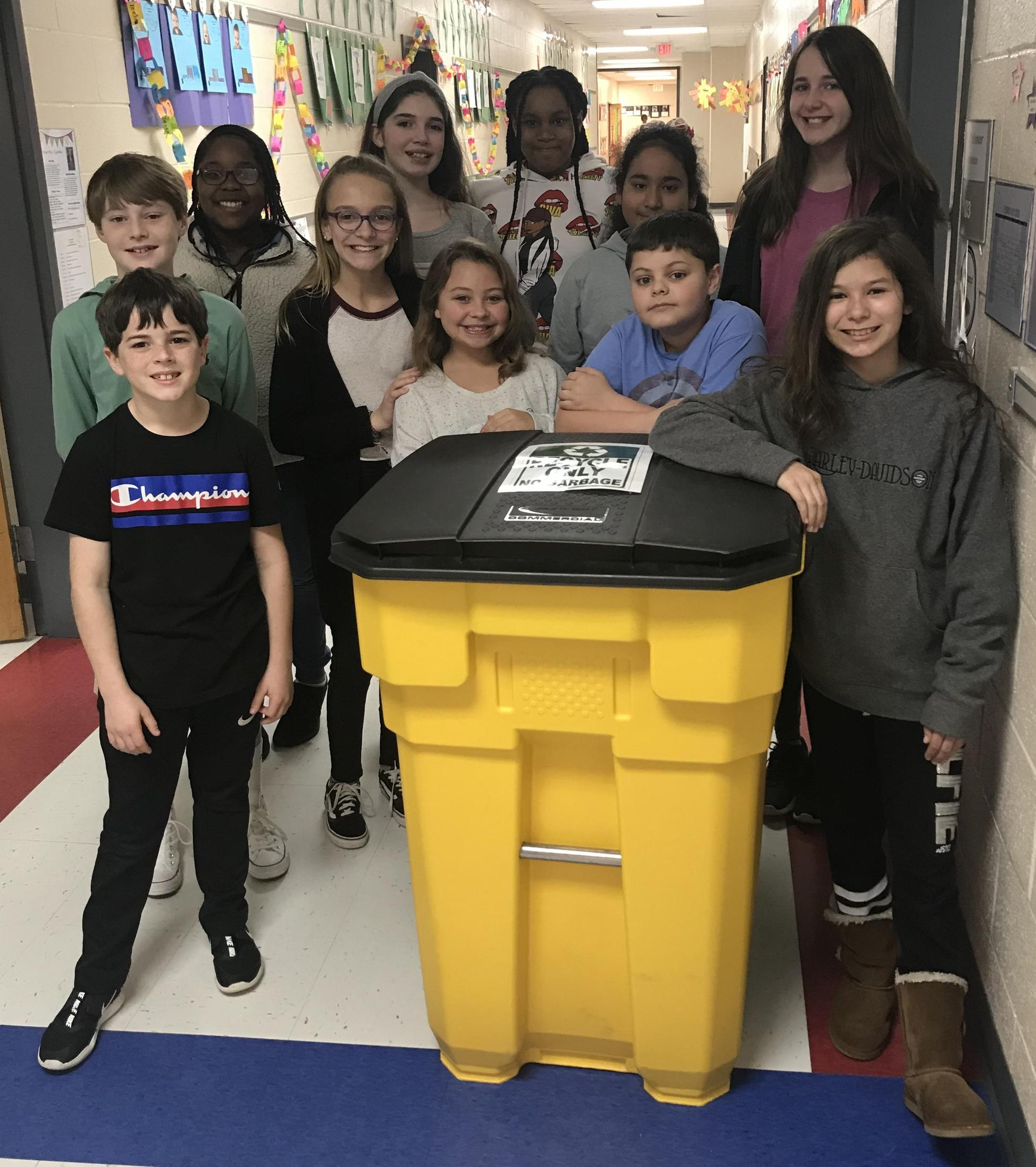 Recycling Team 2019-2020