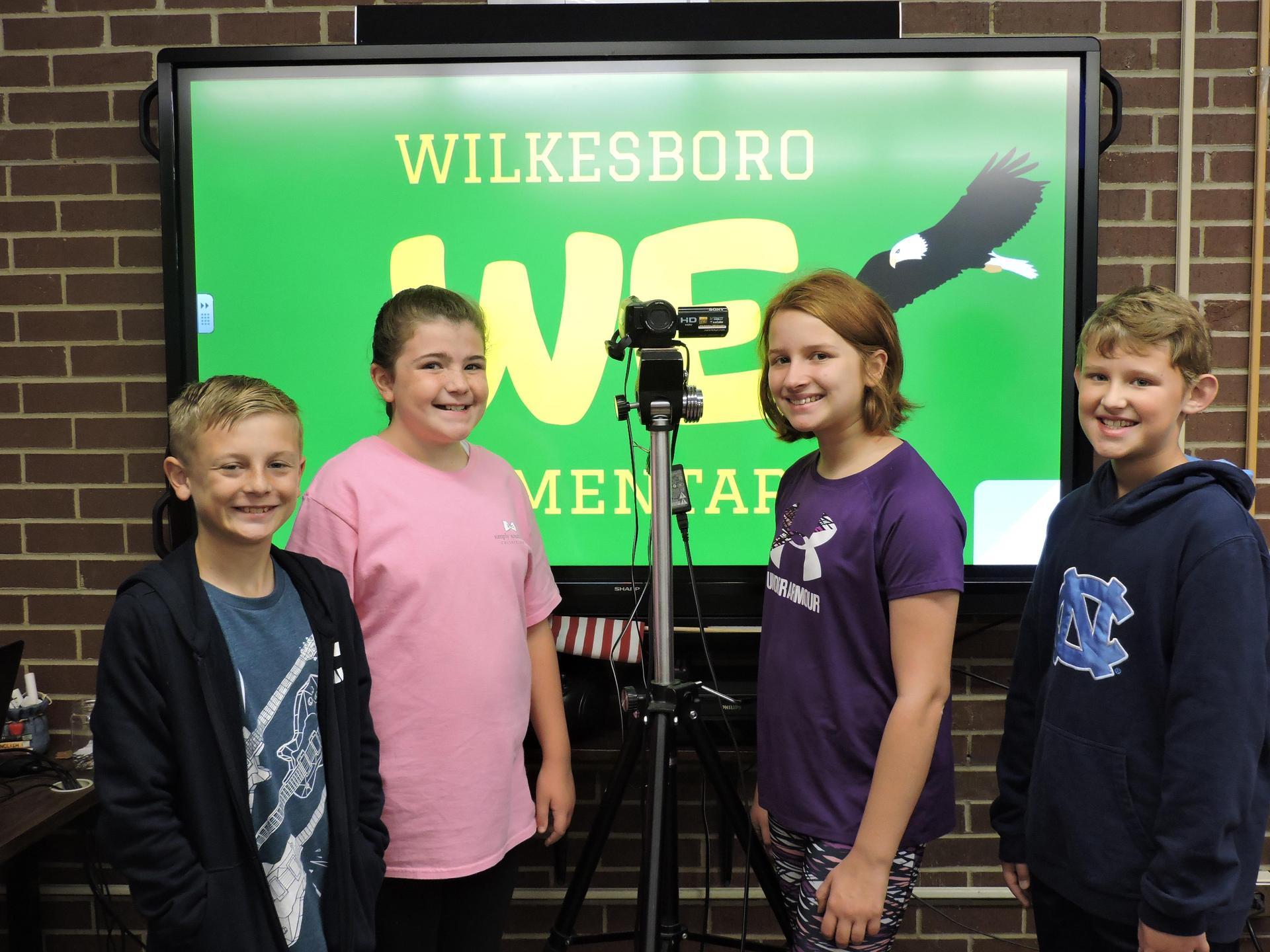 News Crew Student Ambassadors