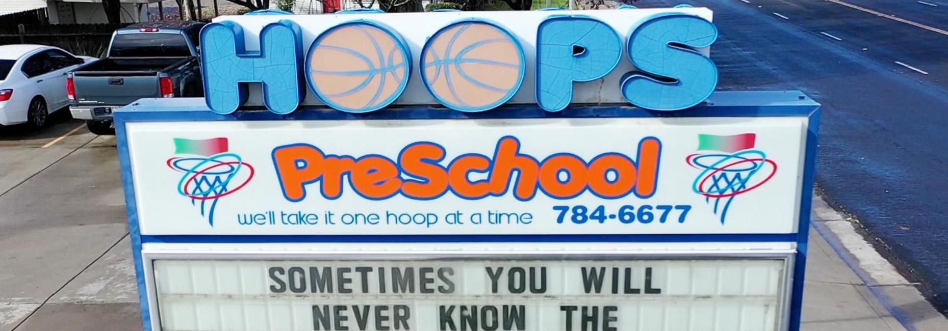 Hoops Preschool