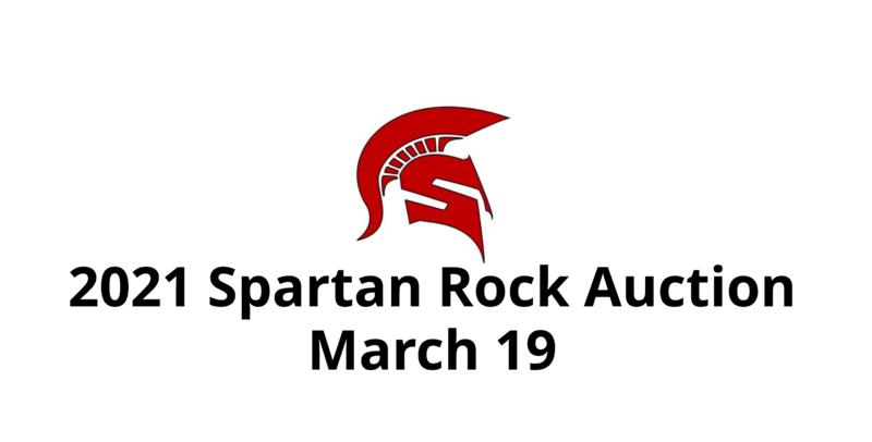 Spartan Rock Auction