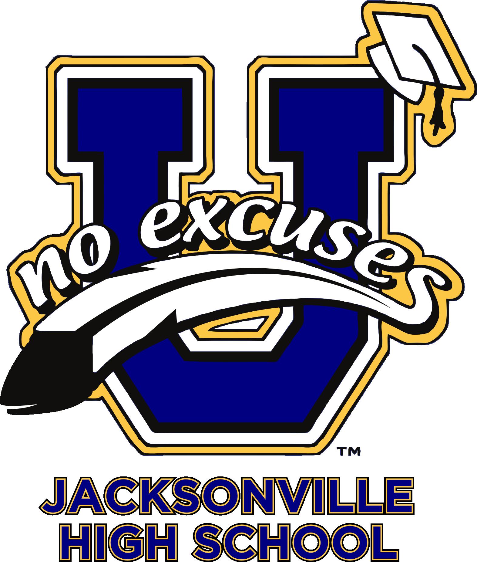 Jacksonville High School NEU logo
