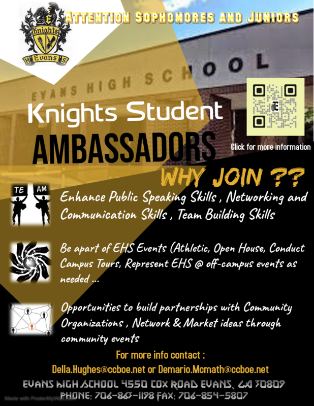 knights student ambassadors