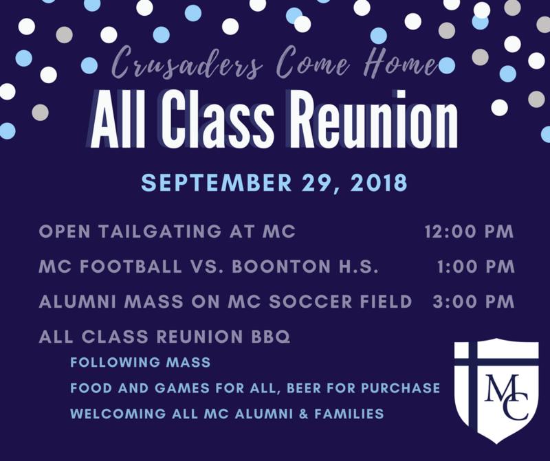 All Class Reunion Thumbnail Image